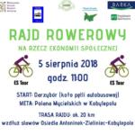 ES TOUR – Rajd Rowerowy na rzecz Ekonomii Społecznej