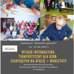 Wyjazd integracyjno-terapeutyczny Stowarzyszenia Afazja